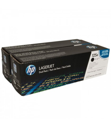 CB540AD картридж HP 125A black