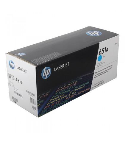 CE341A картридж HP 651A cyan