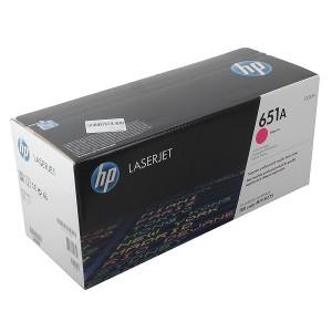CE343A картридж HP 651A magenta