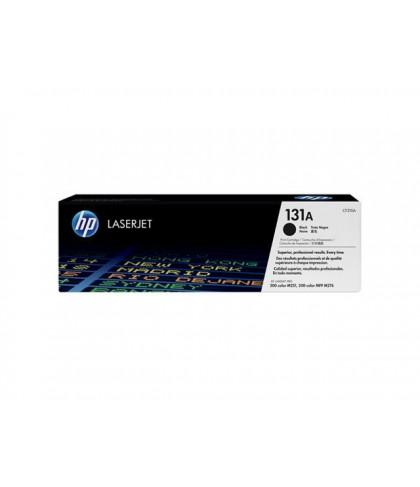 CF210A картридж HP 131A black