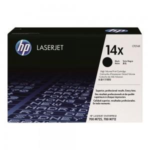 CF214X картридж HP 14X