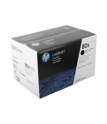 CF280XD картридж HP 80X