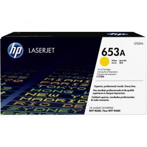 CF322A картридж HP 653A yellow