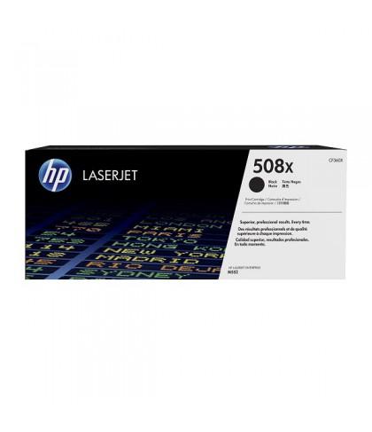 CF360X картридж HP 508X black
