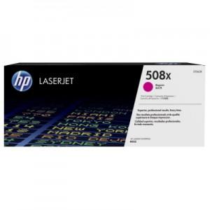 CF363X картридж HP 508X magenta