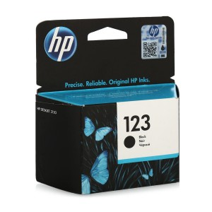 F6V17AE картридж HP 123 black