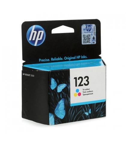 F6V16AE картридж HP 123 color