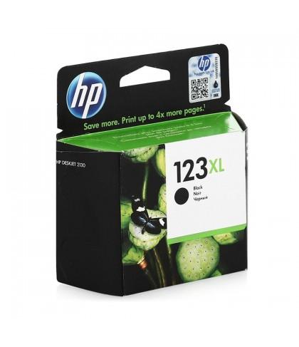 F6V19AE картридж HP 123XL black