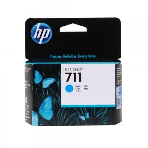 CZ130A картридж HP 711 cyan