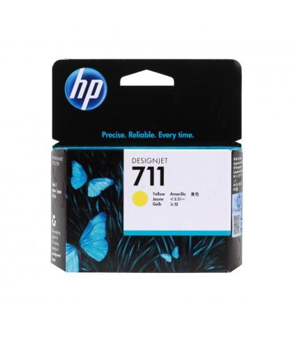 CZ132A картридж HP 711 yellow