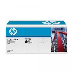 CE270A картридж HP 650A black