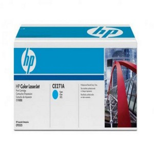 CE271A картридж HP 650A cyan