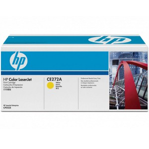 CE272A картридж HP 650A yellow