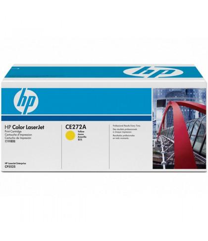 CE272A картридж HP 650A yellow
