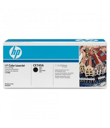 CE740A картридж HP 307A black