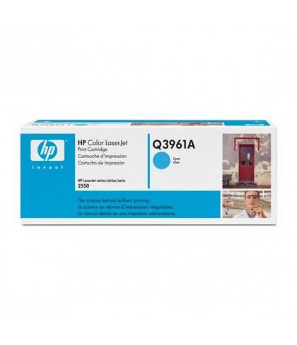 Q3961A картридж HP 122A cyan