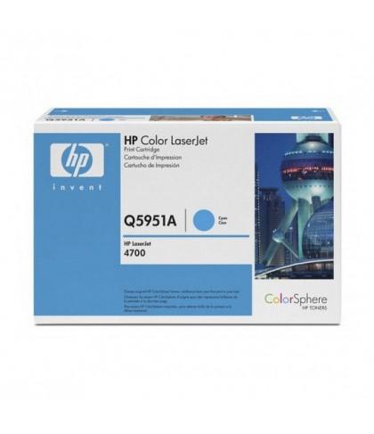 Q5951A картридж HP 643A cyan