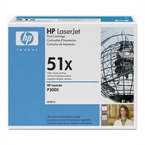 Q7551X картридж HP 51X