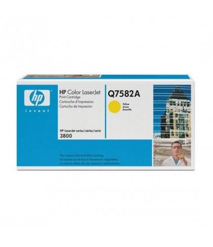 Q7582A картридж HP 503A yellow