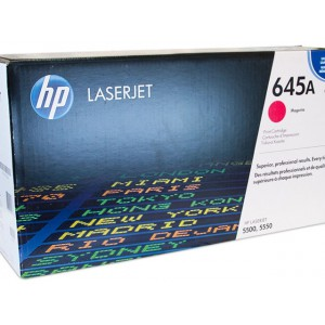 C9733A картридж HP 645A magenta