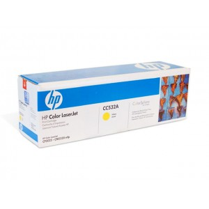 CC532A картридж HP 304A yellow