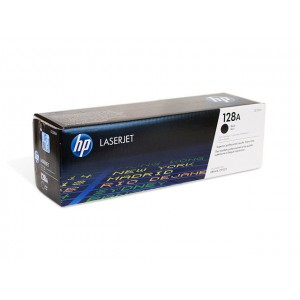 CE320A картридж HP 128A black