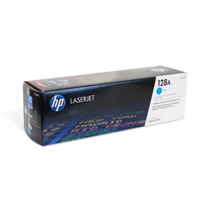 CE321A картридж HP 128A cyan