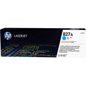 CF301A картридж HP 827A cyan