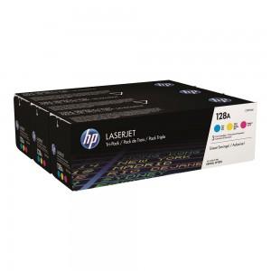 CF371AM картридж HP 128A multipack