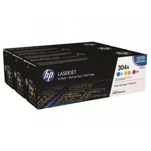 CF372AM картридж HP 304A multipack