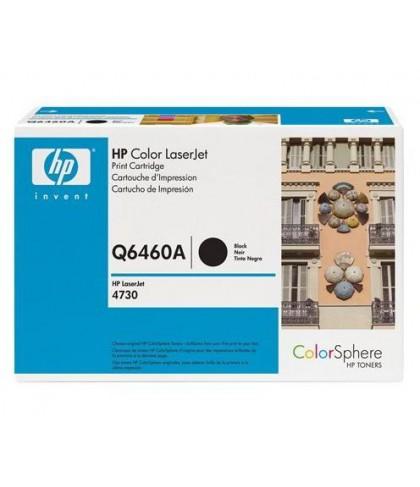 Q6460A картридж HP 644A black