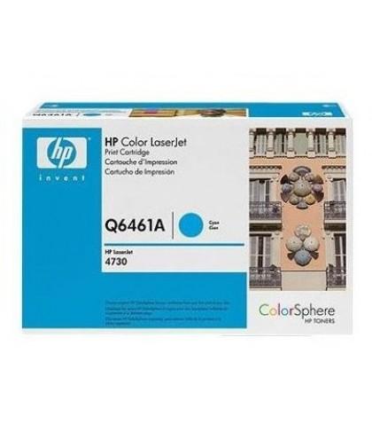 Q6461A  картридж HP 644A cyan
