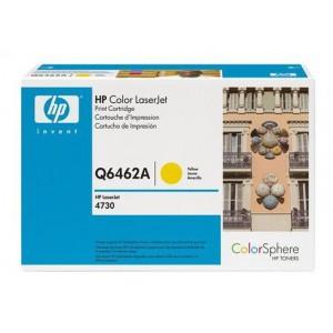 Q6462A картридж HP 644A yellow
