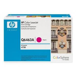 Q6463A картридж HP 644A magenta