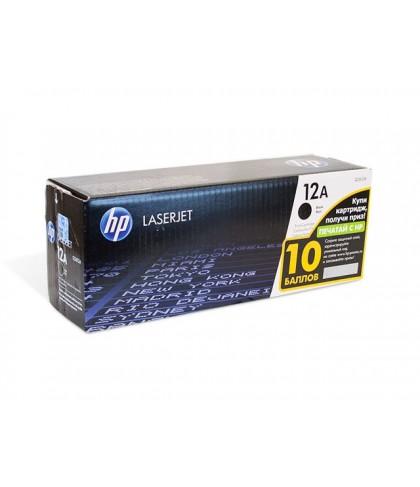 Q2612A картридж HP 12A