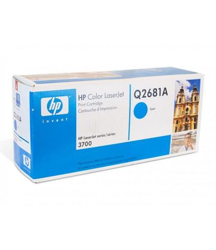 Q2681A картридж HP 311A cyan