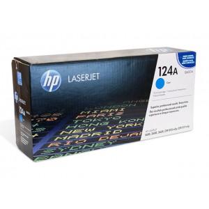 Q6001A картридж HP 124A cyan