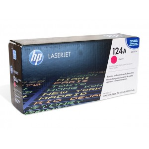 Q6003A картридж HP 124A magenta
