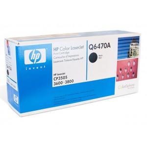 Q6470A картридж HP 501A black