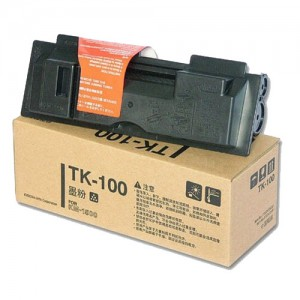 Kyocera TK-100 чёрный тонер картридж