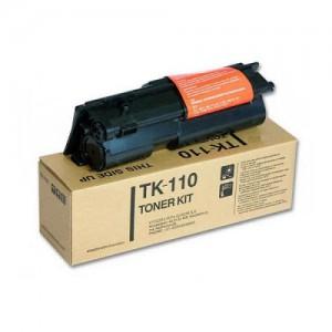 Kyocera TK-110 чёрный тонер картридж