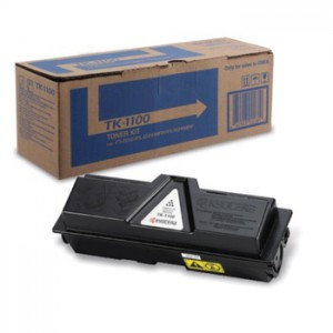Kyocera TK-1100 чёрный тонер картридж