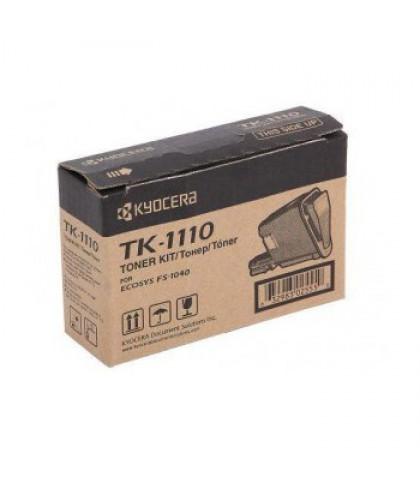 Kyocera TK-1110 чёрный тонер картридж