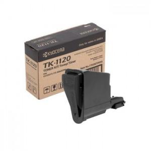 Kyocera TK-1120 чёрный тонер картридж