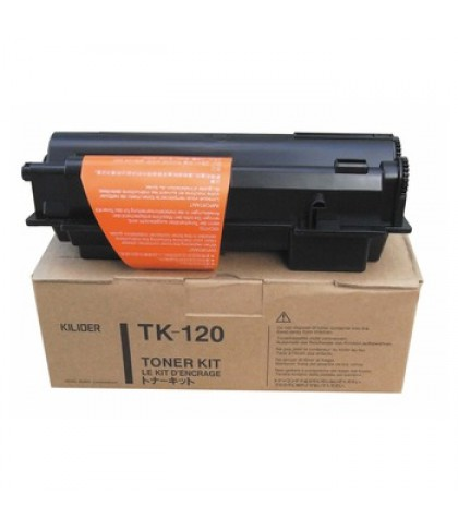 Kyocera TK-120 чёрный тонер картридж