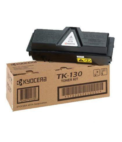 Kyocera TK-130 чёрный тонер картридж