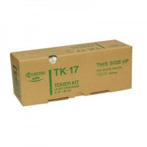 Kyocera TK-17 чёрный тонер картридж