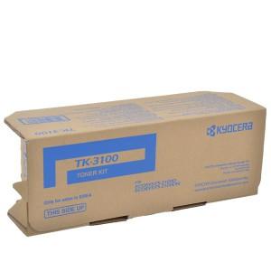 Kyocera TK-3100 чёрный тонер картридж