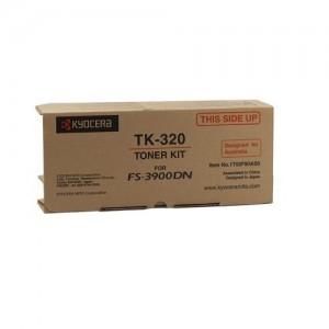 Kyocera TK-320 чёрный тонер картридж