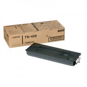 Kyocera TK-420 чёрный тонер картридж